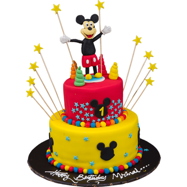Mickey For You 1
